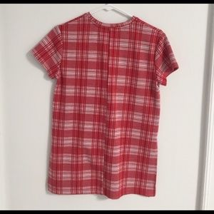 Zara Trafaluc soft flannel top